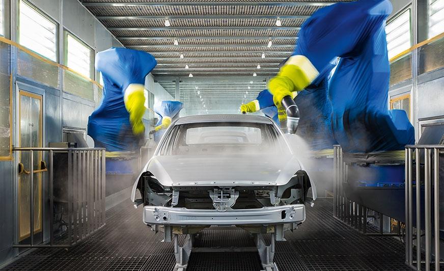W przemyśle motoryzacyjnym audytowane są wszystkie obszary systemowe, realizowane procesy oraz produkty.