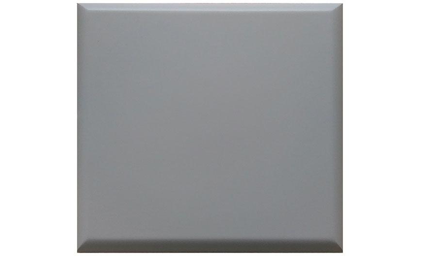 Przykład pomalowanego proszkowo frontu z płyty mdf.