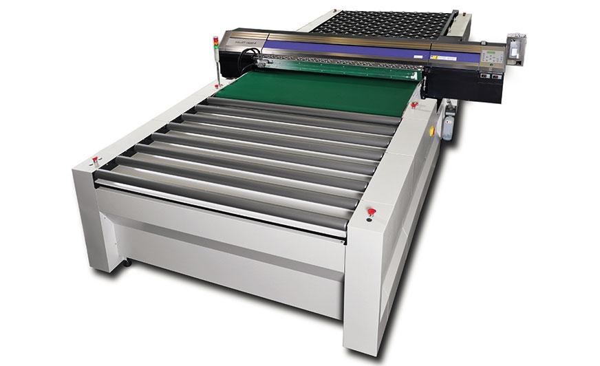 Valjet 1600 H2O – urządzenie do cyfrowego dekorowania grafiką.