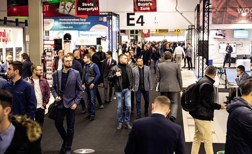 Ubiegłoroczna edycja Warsaw Industry Week była niezwykle udana.