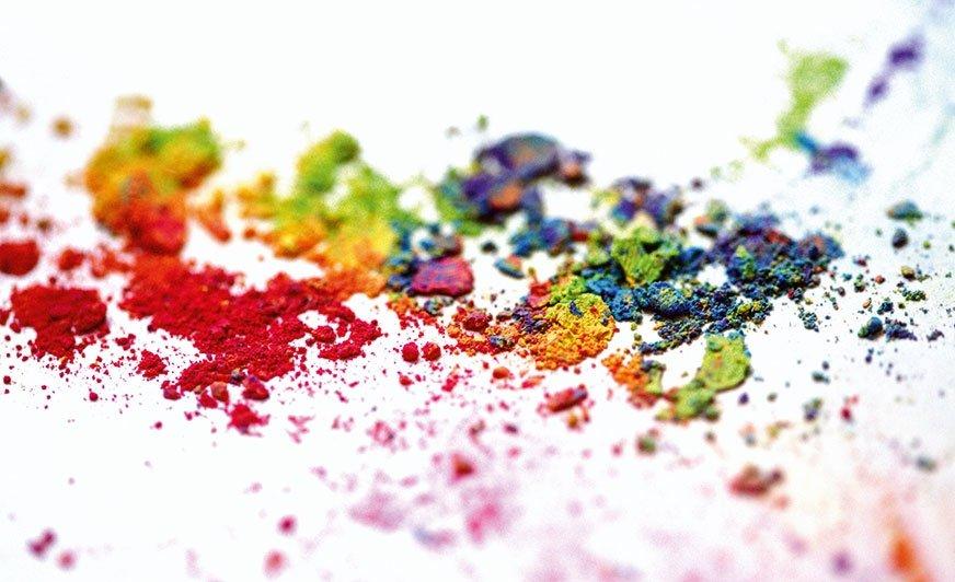 Wzrost cen odczuwają m.in. producenci farb proszkowych.