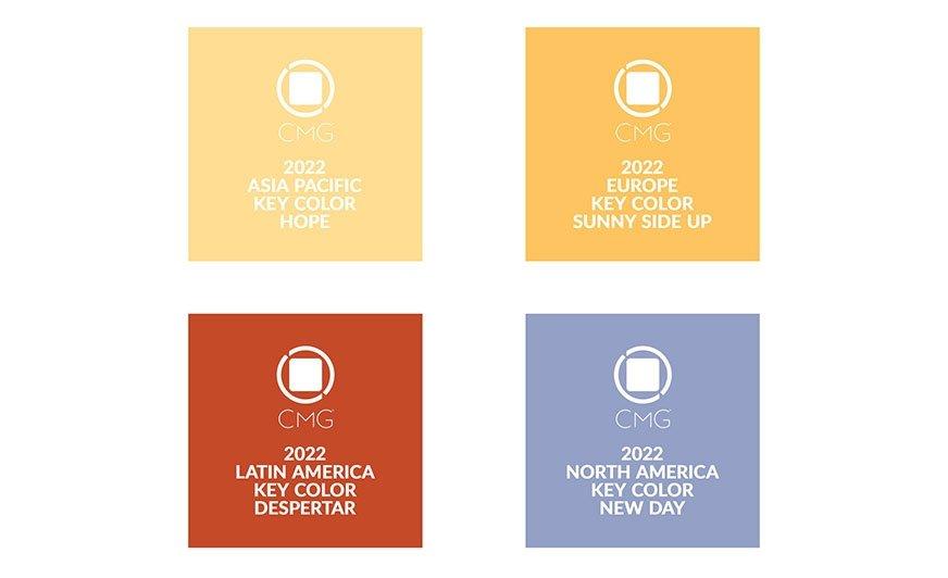 Najnowsza prognoza trendów kolorystycznych na 2022 r. dowodzi, że będzie to rok nadziei i odnowy.