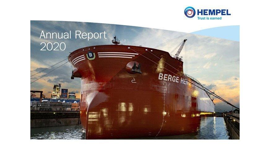 Hempel zakończył 2020 r. na plusie, odnotowując wzrost przychodów do ponad 1,5 mld euro.