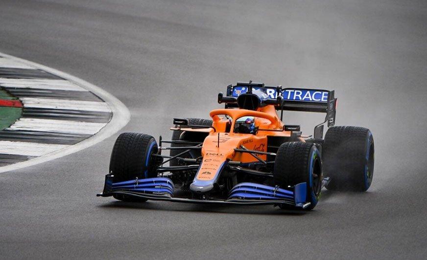 W sezonie 2021 powłoki AkzoNobel będzie można podziwiać nie tylko na bolidzie, ale też na środkach transportu i garażach McLarena.