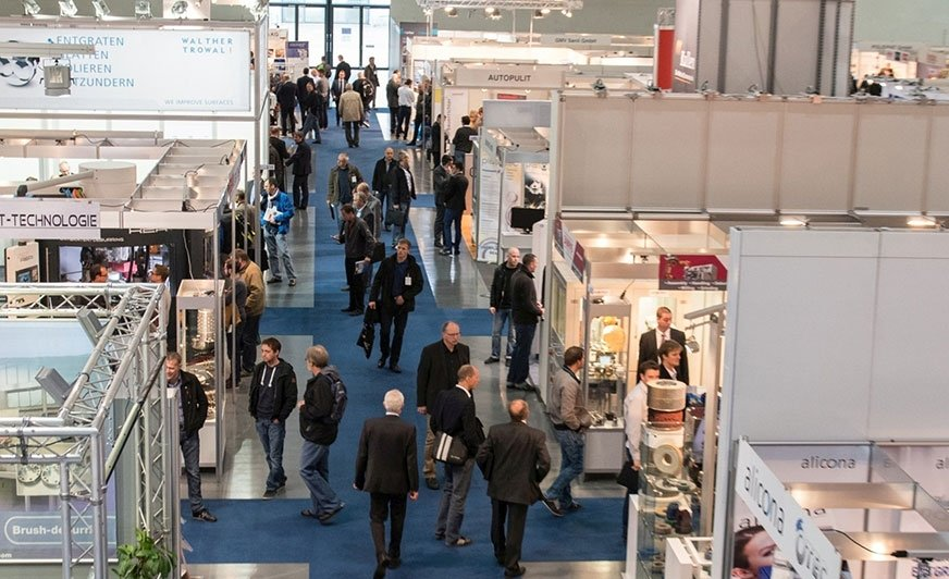 12-14 października 2021 r. Karlsruhe po raz czwarty będzie gościło producentów narzędzi i maszyn do gratowania i precyzyjnej obróbki powierzchni.