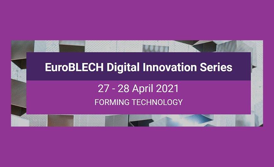 W tym roku EuroBLECH przybierze formę trzech spotkań online.