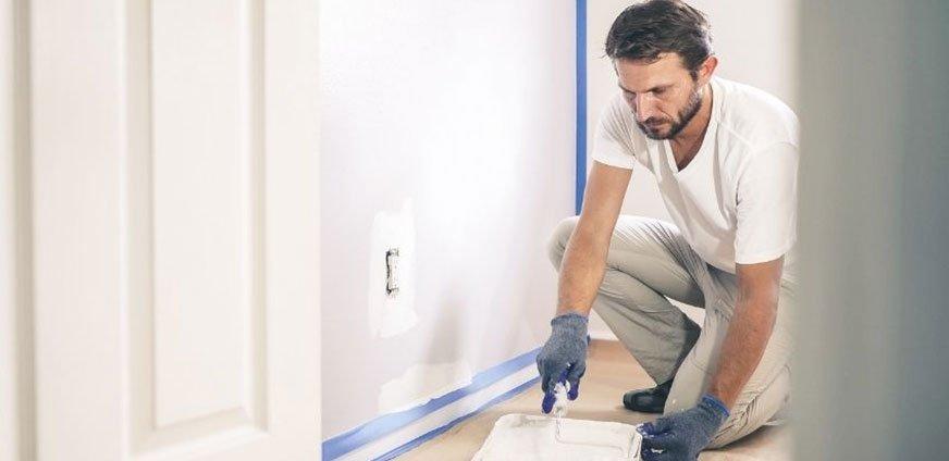 Według ankiety ECOS Paints ponad połowa respondentów chce pozostawić za sobą okres pandemii, odnawiając i odmalowując swoje wnętrza. Źródło: ECOS Paints