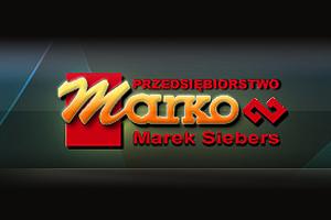 """Przedsiębiorstwo """"Marko""""  Handel-Usługi-Produkcja-Transport"""